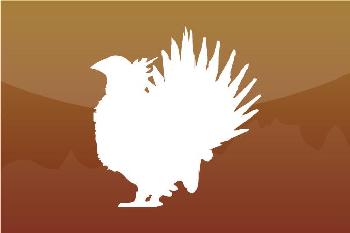 Sage-grouse Habitat in Utah
