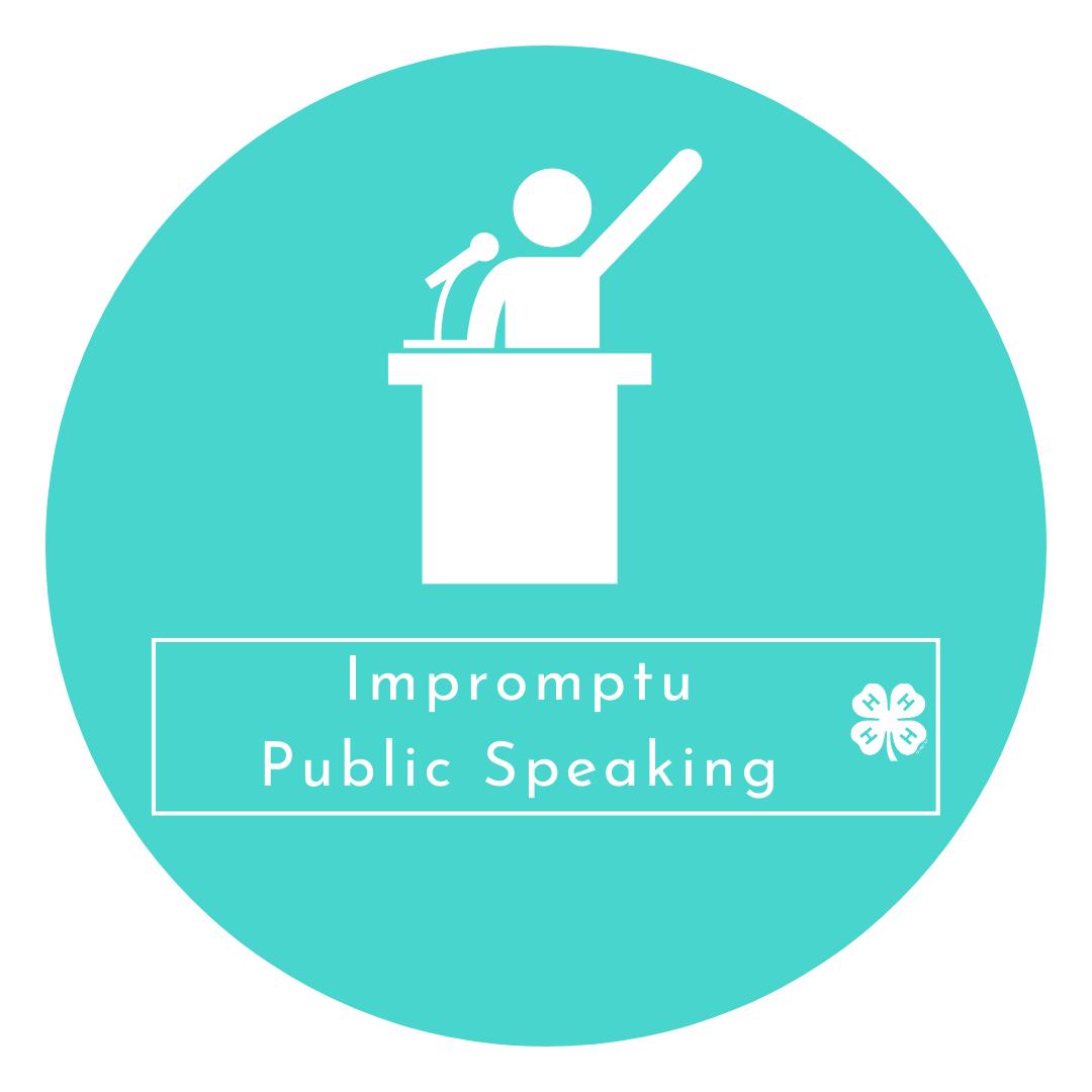 Impromptu Public Speaking