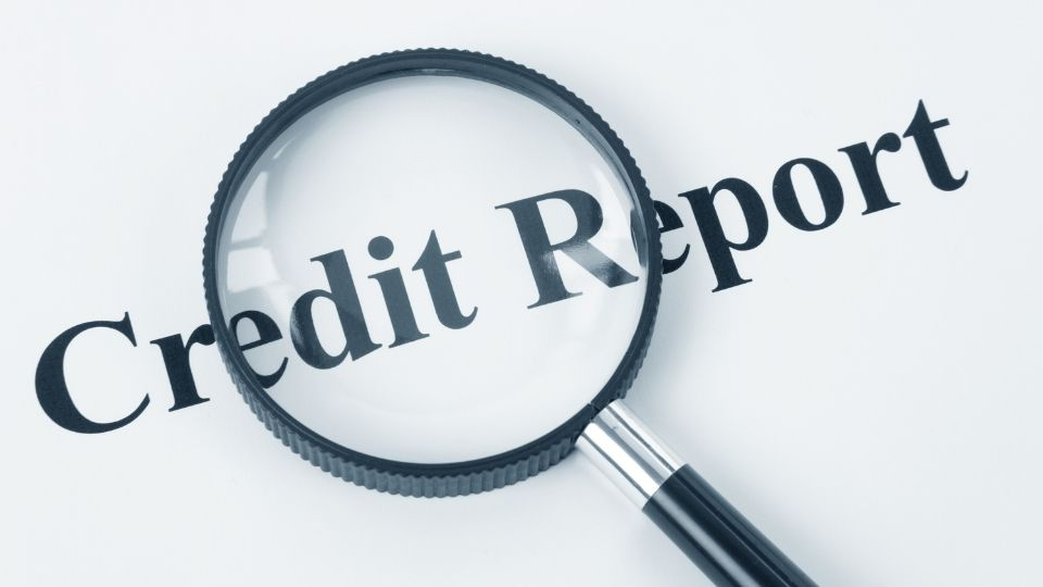 The Anatomy of a Credit Report