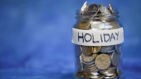 How to Build up a Holiday Fund