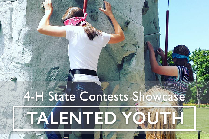 USU Extension 4-H State Contests Showcase Talented Youth