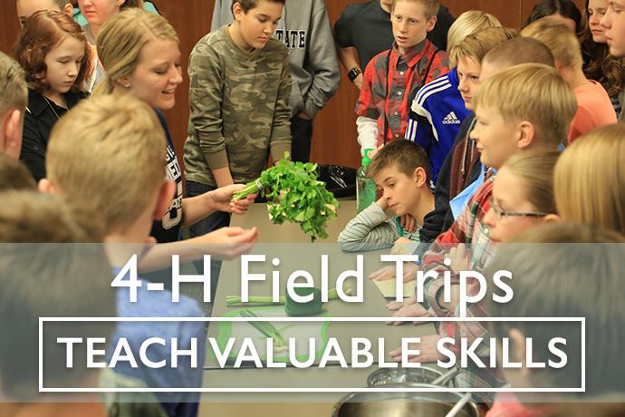 4-H Field Trip