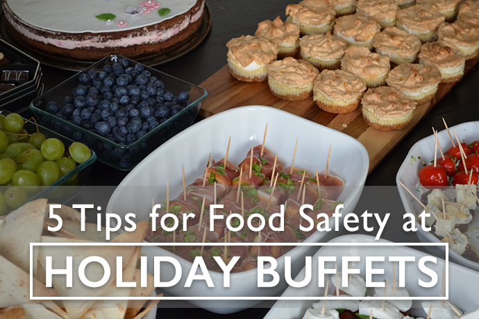 Holiday Buffet Eating Safety