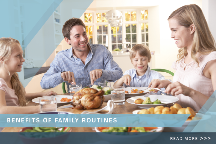 Benefits of Family Routines