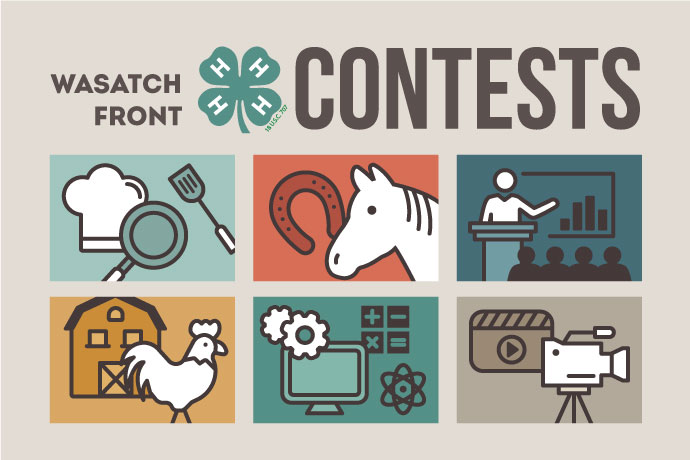 Wasatch Front Shared 4-H Contests