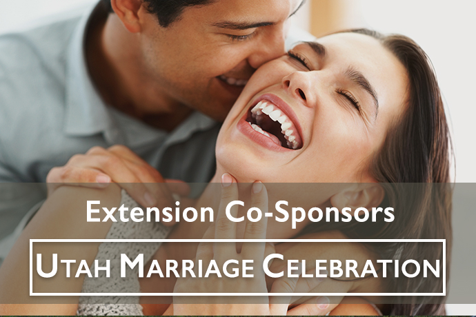 USU Extension Co-Sponsors Marriage Celebration