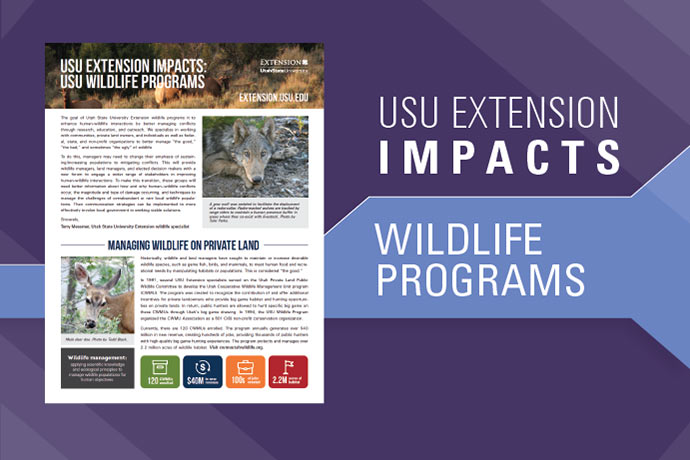 Wildlife Impacts