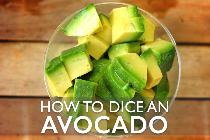 How to Dice an Avacado