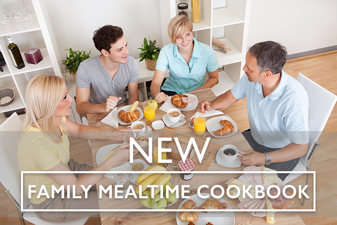Live Well Utah - Family Mealtime Cookbook