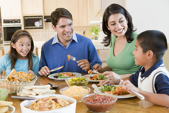 Family Meal Month