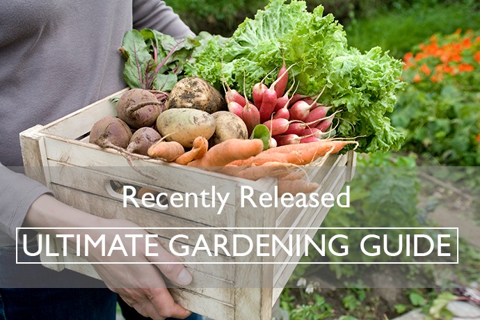 Ultimate Gardening Guide Recently Released