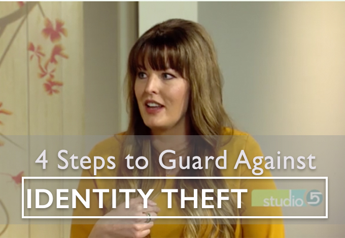4 Steps to Guard Against Identity Theft