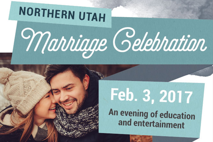 Northern Utah Marriage Celebration