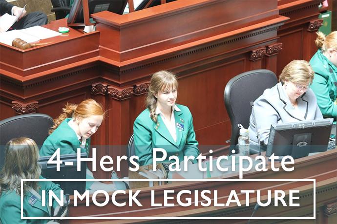 Mock Legislature 2016