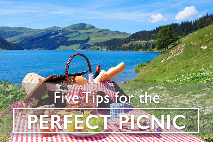 Ask an Expert: Five Tips for the Perfect Picnic