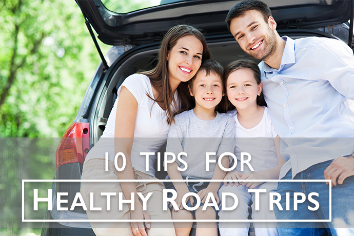 Healthy Road Trips
