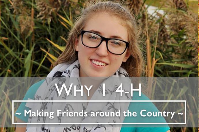 Why I 4-H