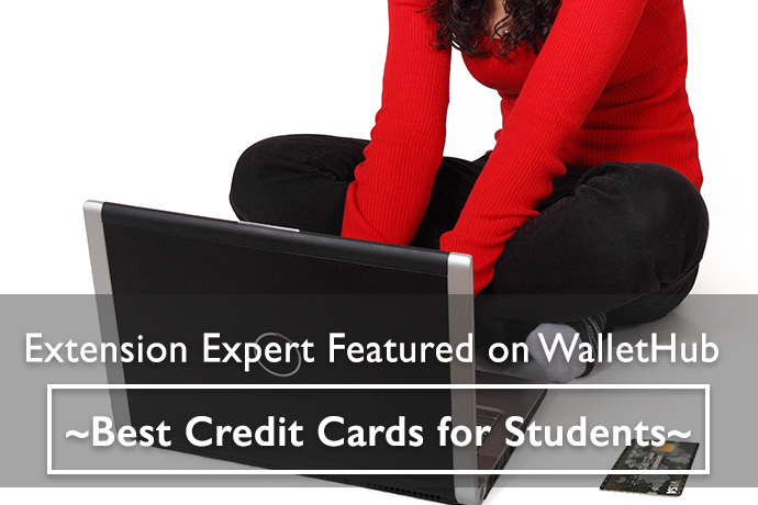 Extension Expert Featured on WalletHub; Best Credit Cards for Children