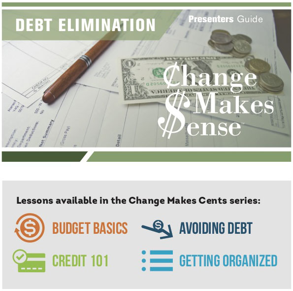 Debt Elimination Graphic