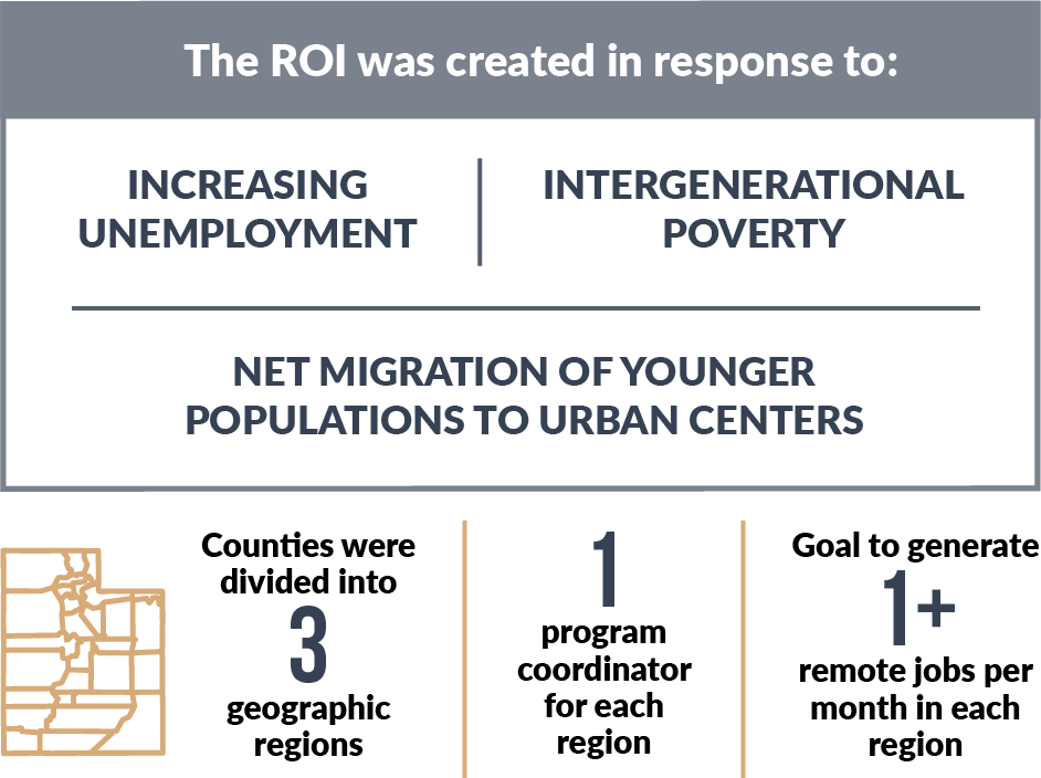 why roi was created