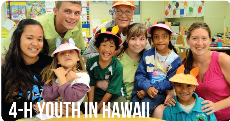 Youth in Hawaii