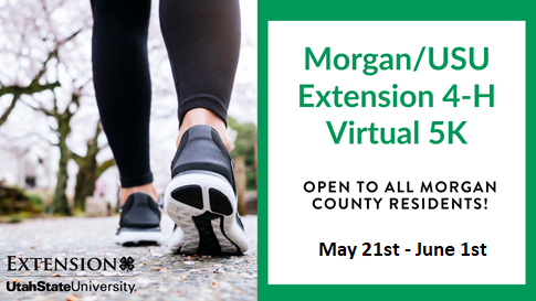 Morgan County 2021 Virtual 5K