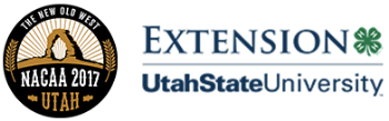 Utate State University Extension Logo - Small