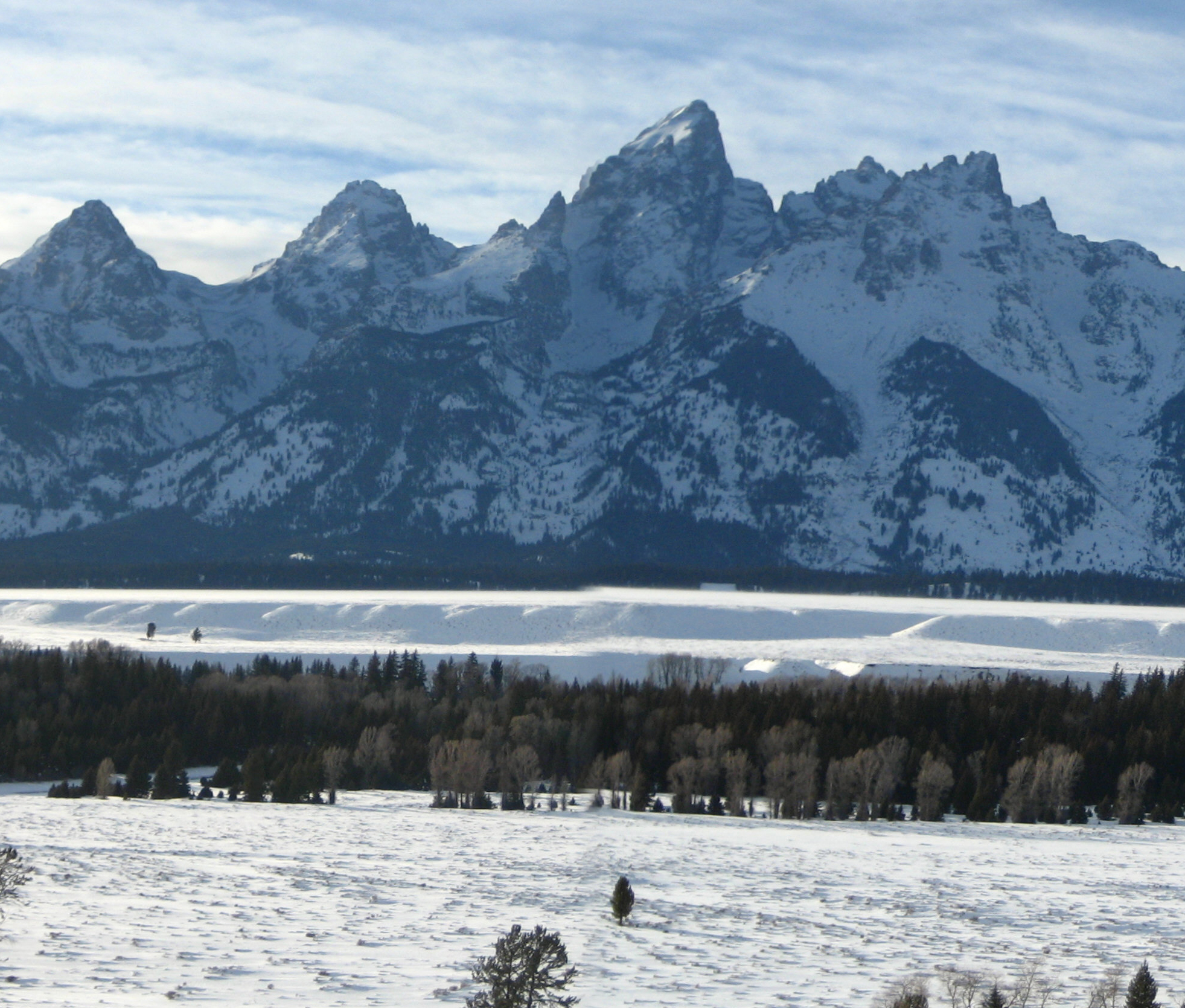 Grand Teton Natinional Park
