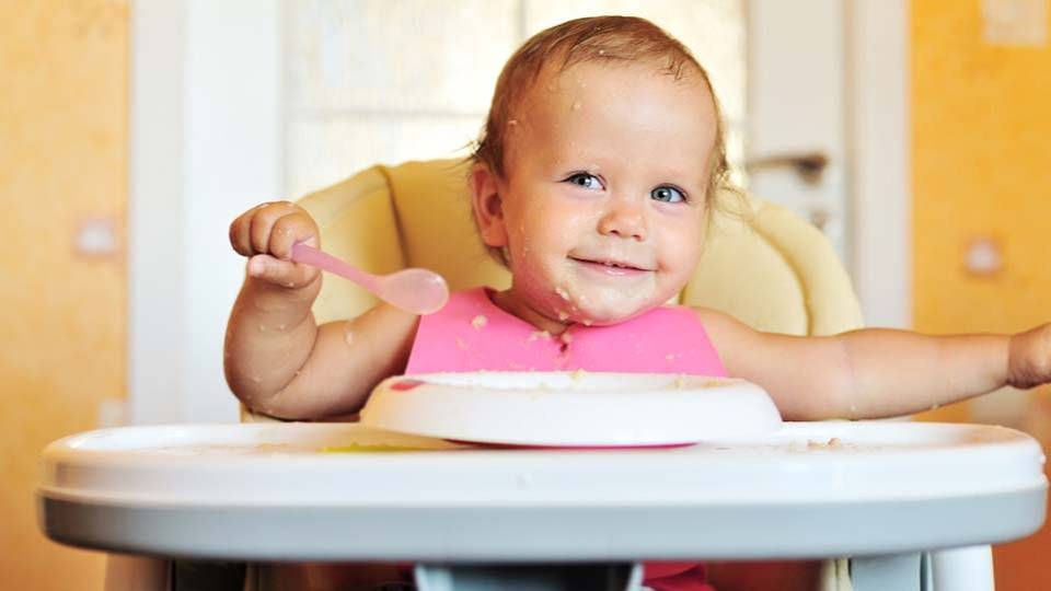 Baby-Led Weaning: An Approach to Introducing Solid Foods to Infants