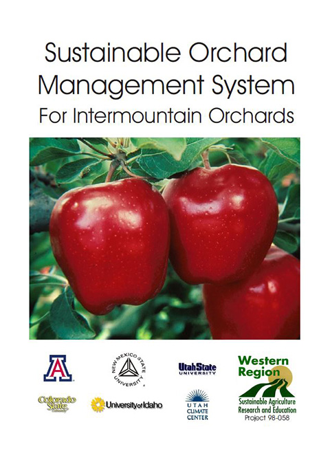 Orchard Manage System Guide Cover Image