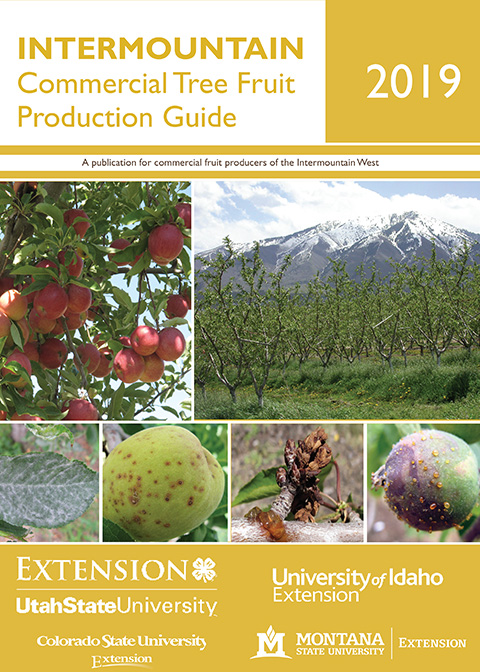 Tree Fruit Guide 2019 Cover Image