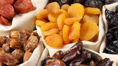 Conditioning or Curing of Dried Fruits and Vegetables