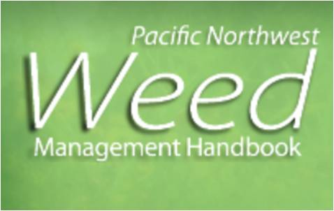 pacific northwest weed management handbook logo