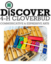 Cloverbud: Communicaiton and Expressive Arts