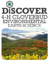Cloverbud Earth Science