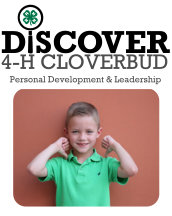Cloverbud: Personal Development and Leadership