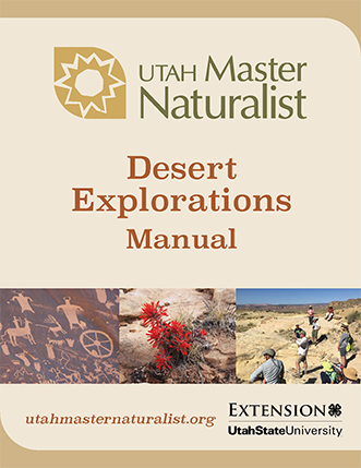 UMN Desert Explorations Manual cover