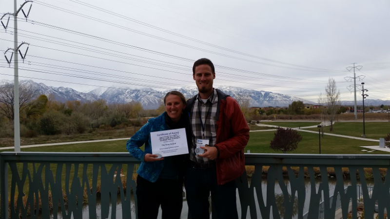 Salt Lake Symposium winners