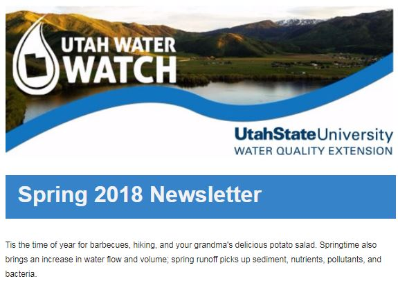 UWW Spring Newsletter