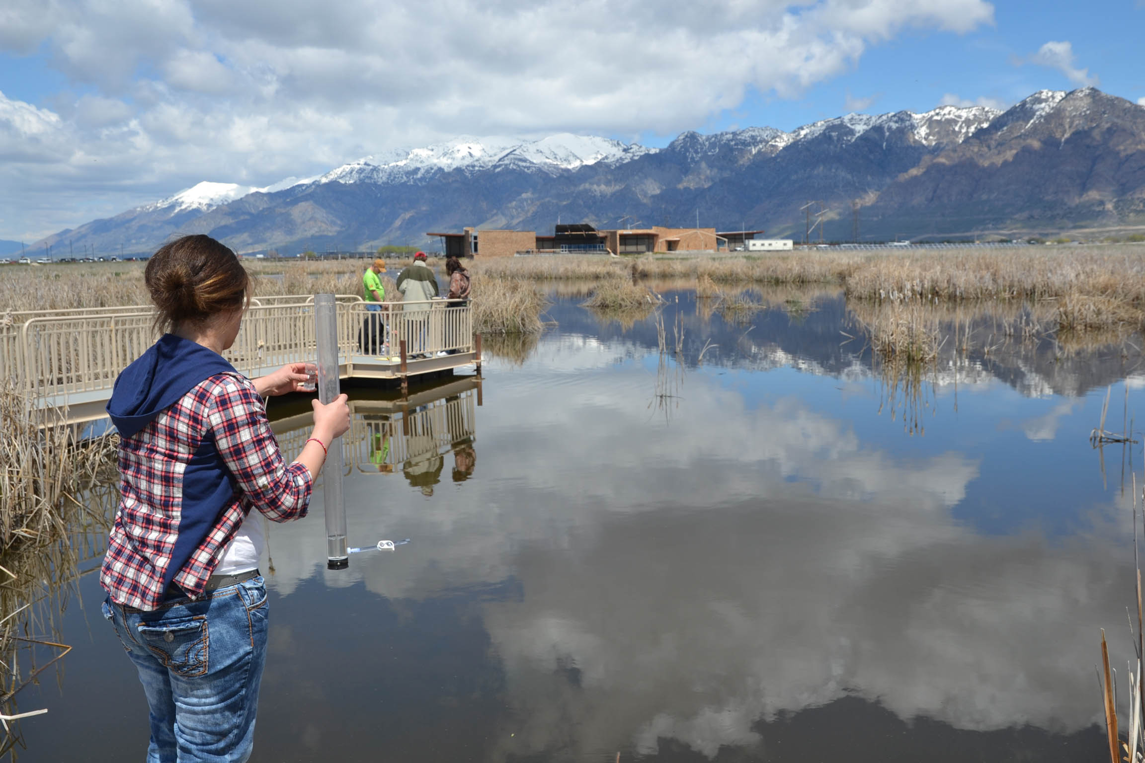 Monitoring in Utah Water Week
