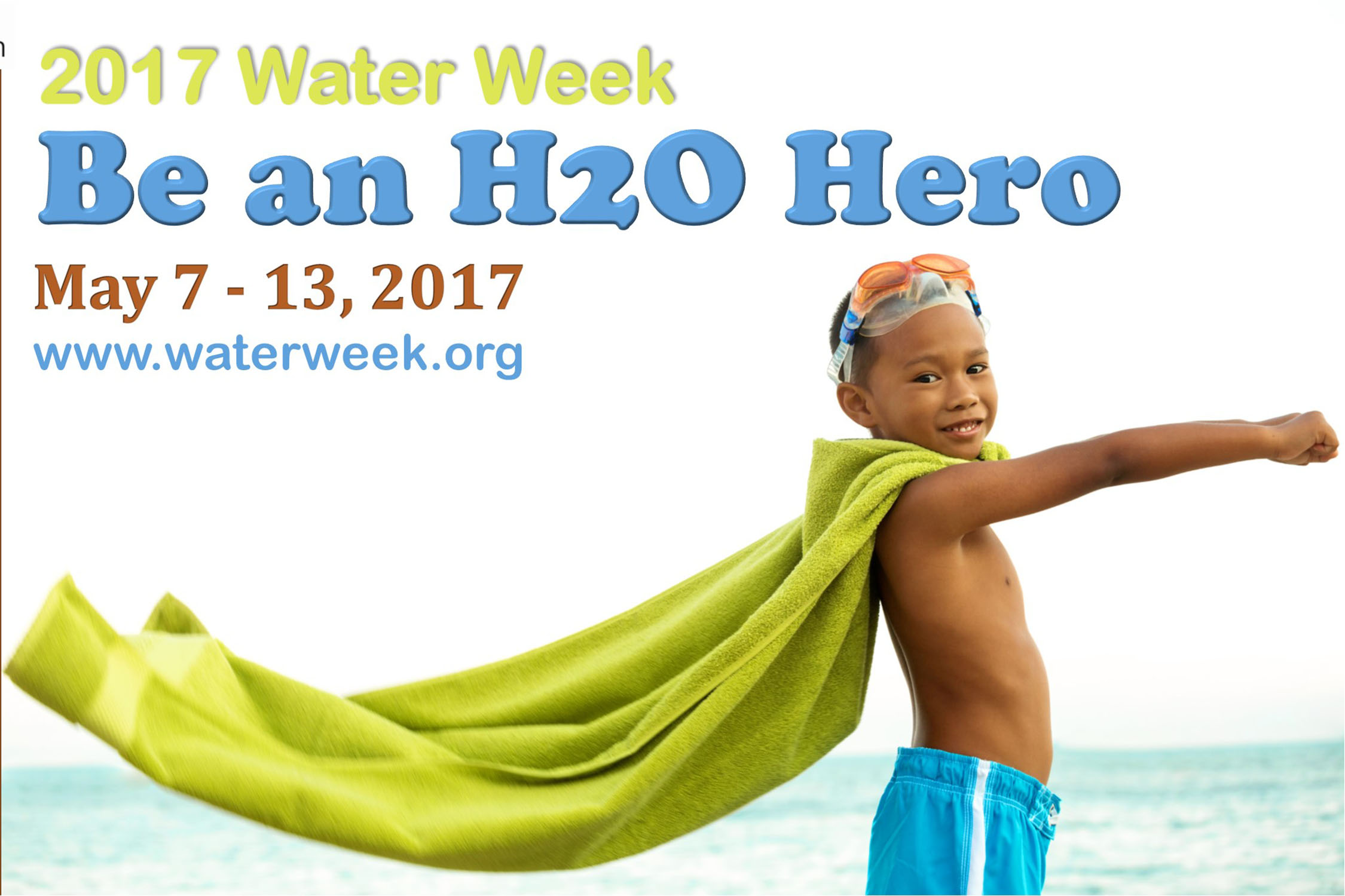 Be a Water Hero for Water Week