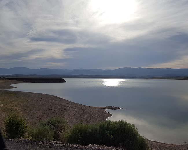 Yuba Reservoir