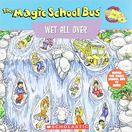 Magic School Bus Water